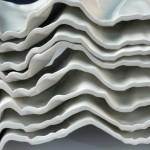 Crinkle Plate (detail)